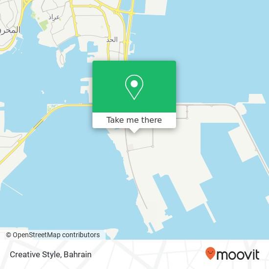 Creative Style map