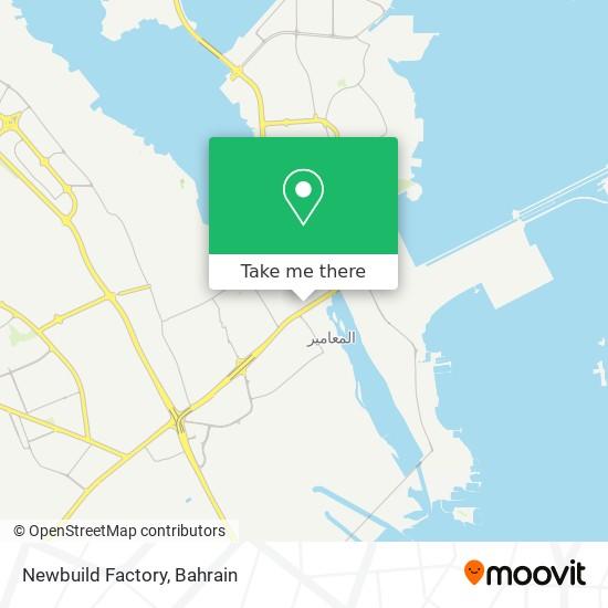 Newbuild Factory map