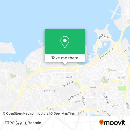 ETRO (إيترو) map
