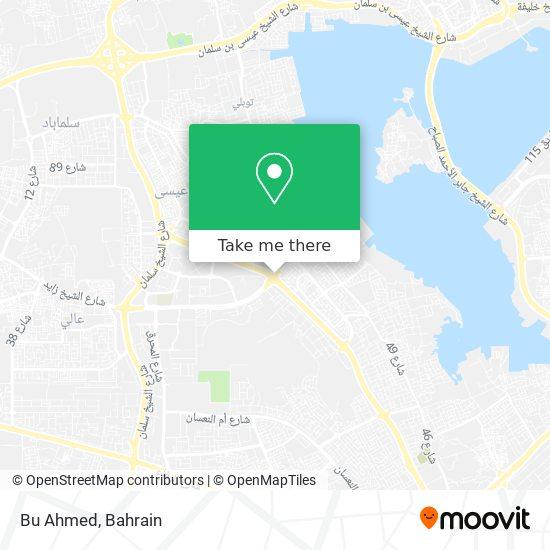 Bu Ahmed map