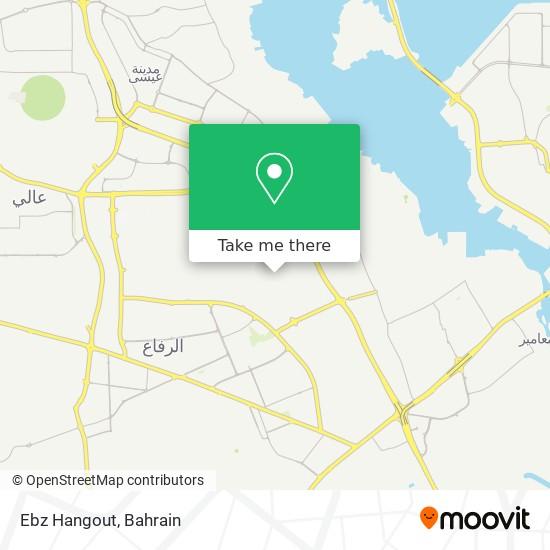 Ebz Hangout map