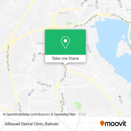AlRasael Dental Clinic map