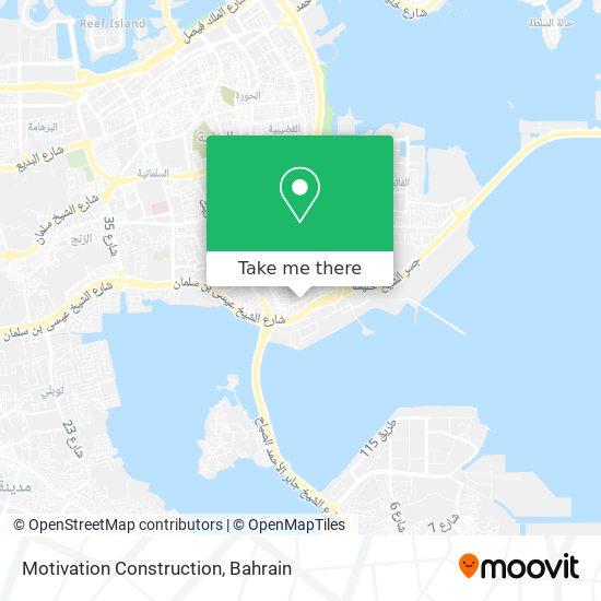 Motivation Construction map