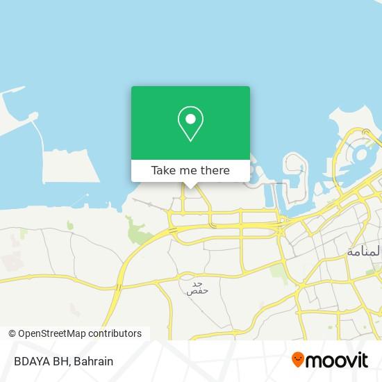 BDAYA BH map