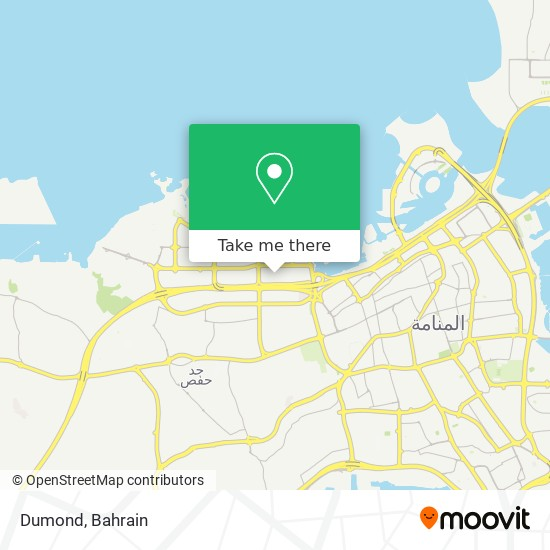 Dumond map