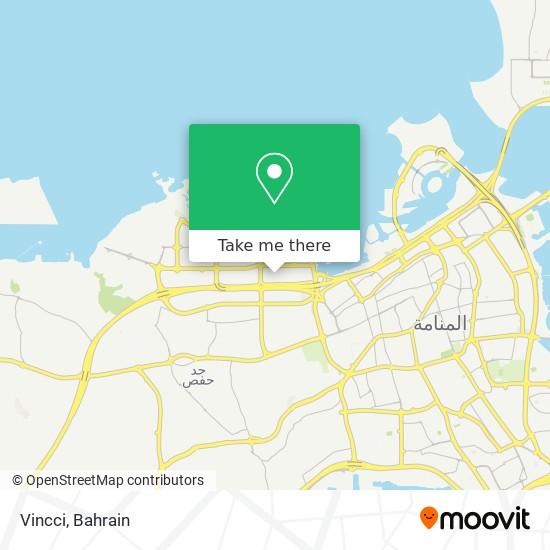 Vincci map