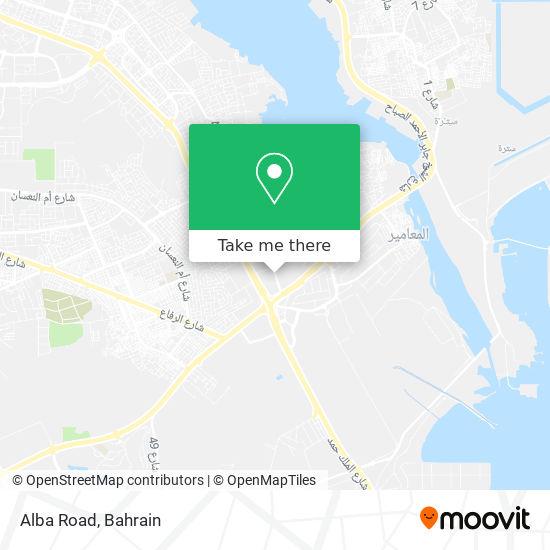 Alba Road map