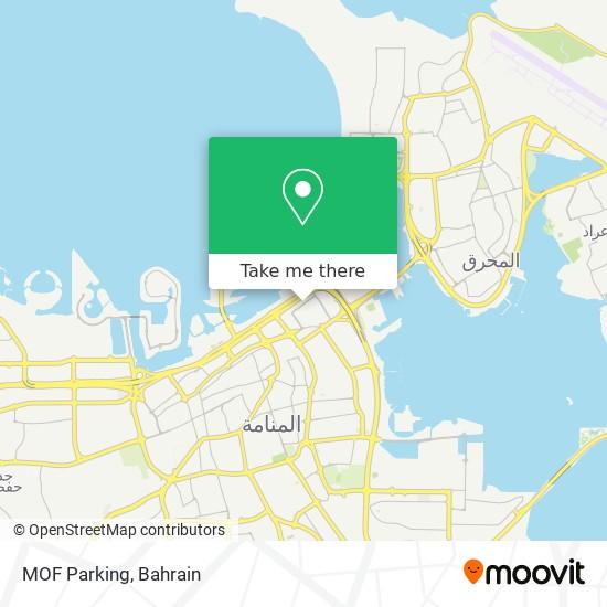 MOF Parking map
