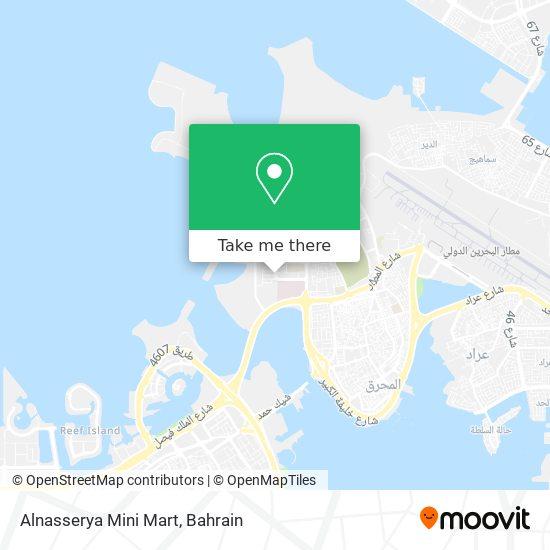 Alnasserya Mini Mart map