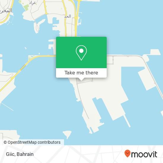 Giic map
