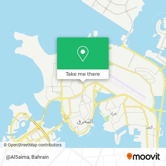 @Al5aima map