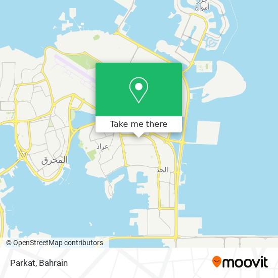 Parkat map