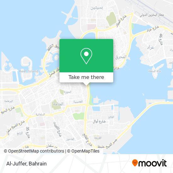 Al-Juffer map