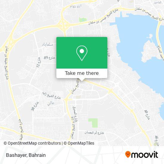 Bashayer map