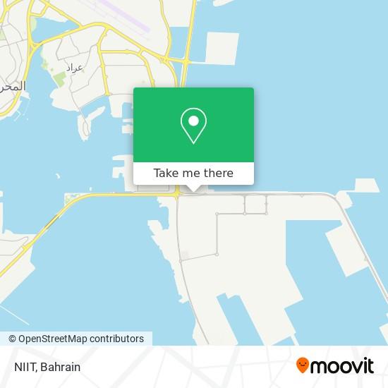 NIIT map