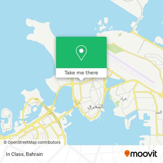 In Class map