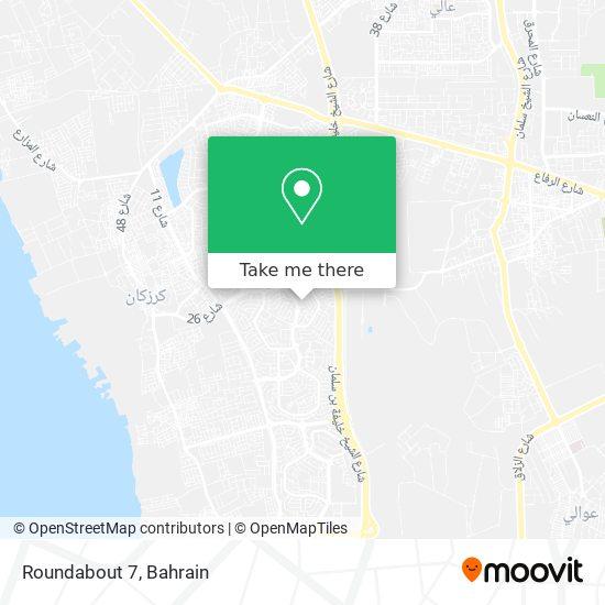 Roundabout 7 map