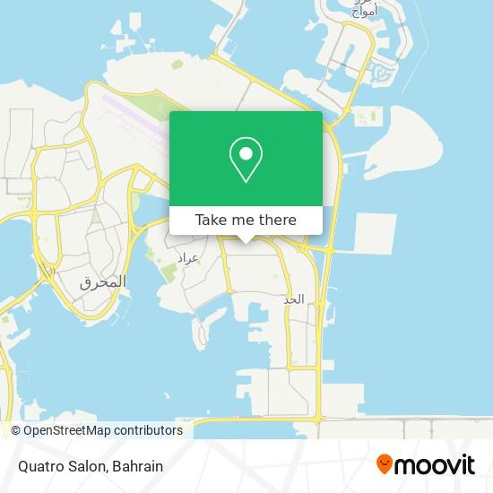 Quatro Salon map