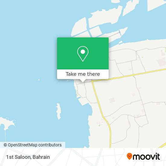 1st Saloon map