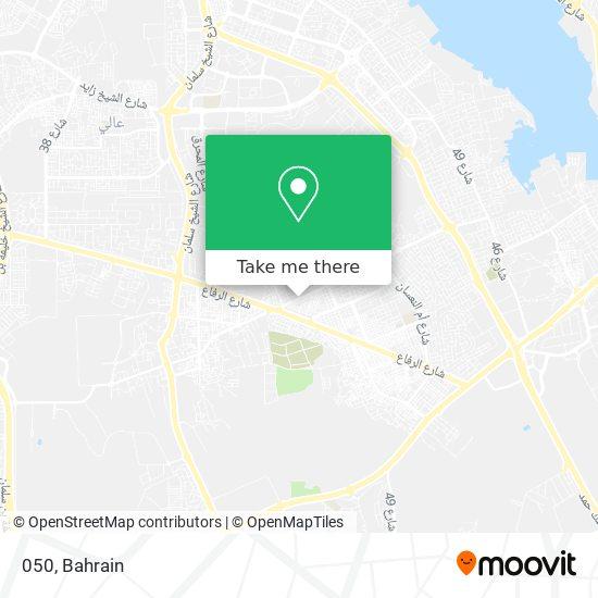 050 map