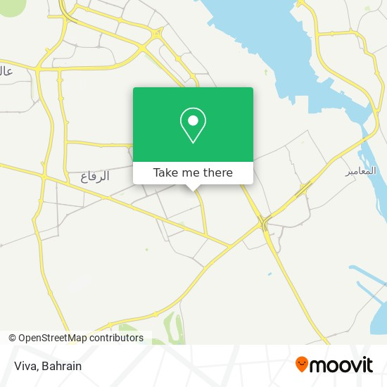Viva map