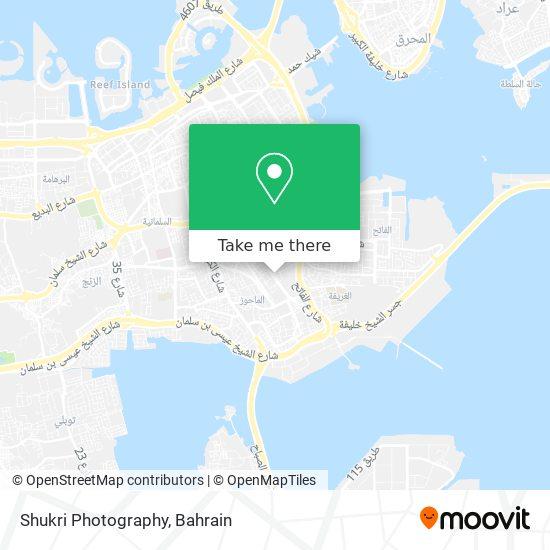 Shukri Photography map