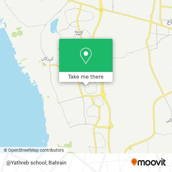 @Yathreb school map