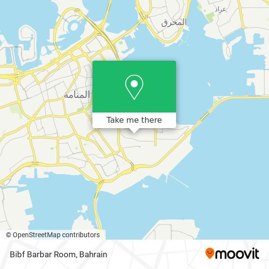 Bibf Barbar Room map
