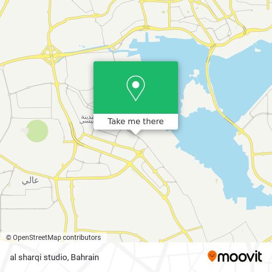 al sharqi studio map
