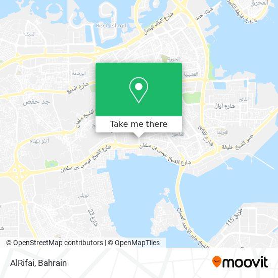 AlRifai map