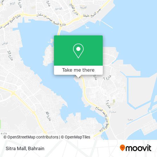 Sitra Mall map