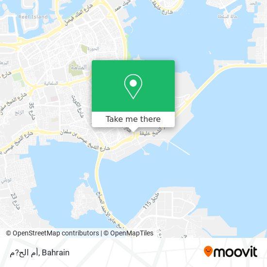 أم الح?م map
