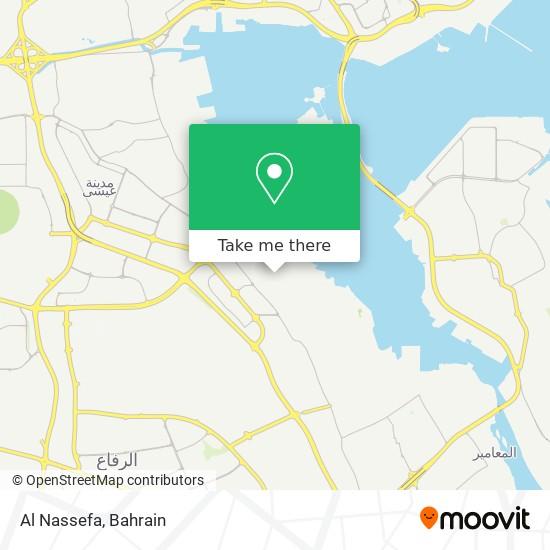 Al Nassefa map