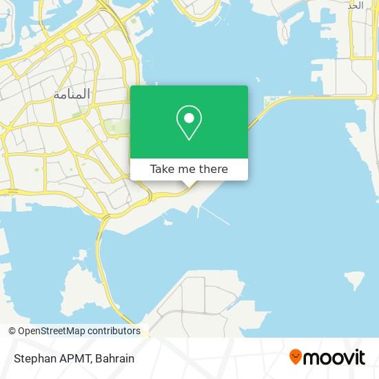 Stephan APMT map