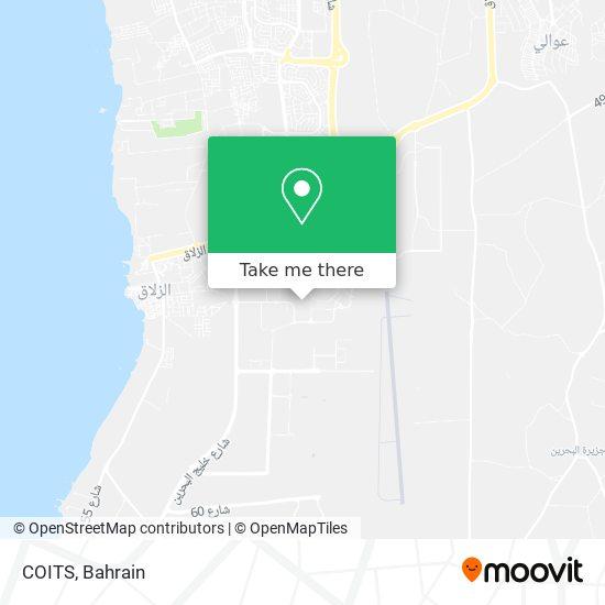 COITS map