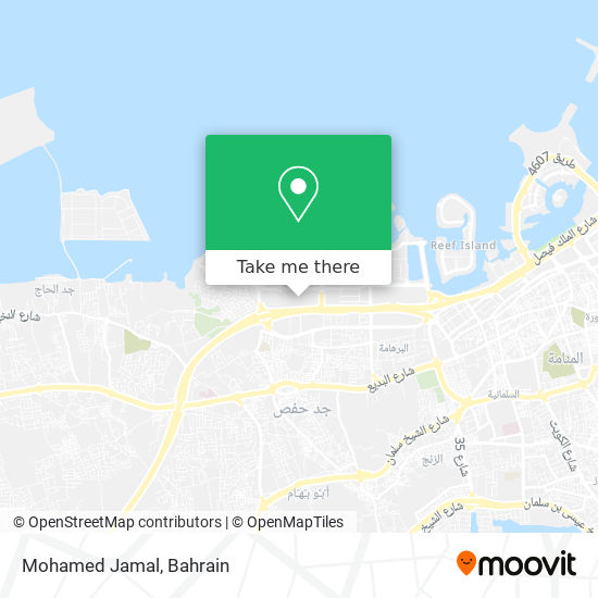 Mohamed Jamal map