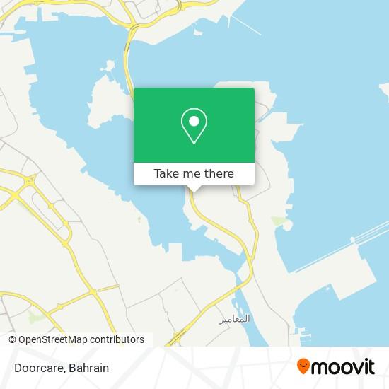 Doorcare map