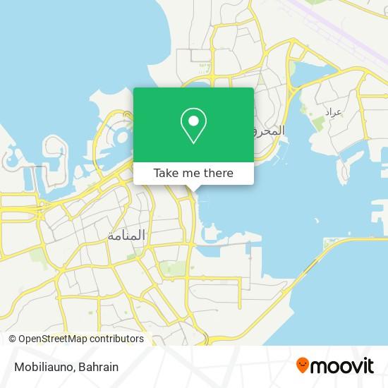 Mobiliauno map
