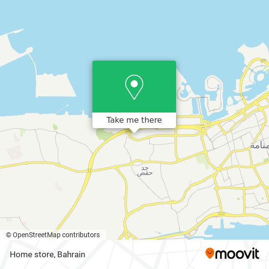 Home store map