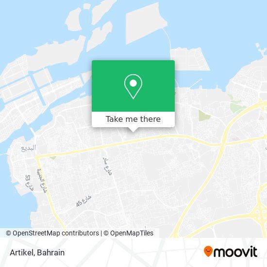 Artikel map