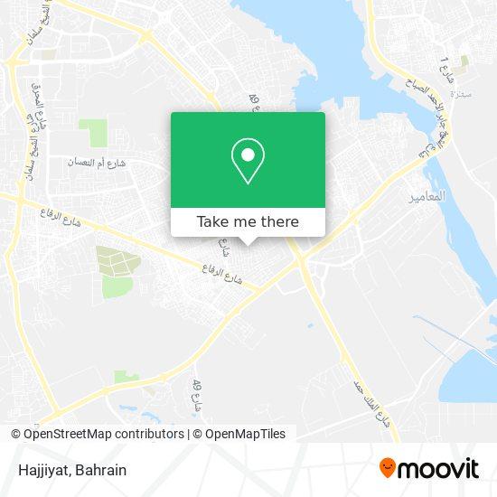 Hajjiyat map