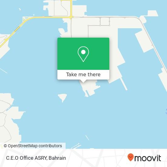 C.E.O Office  ASRY map