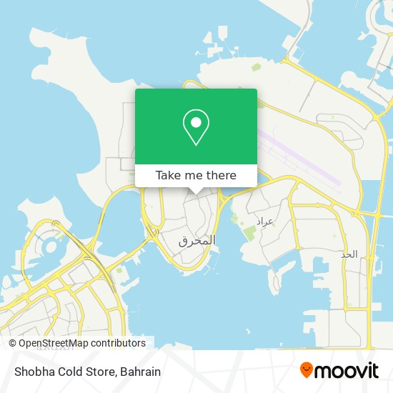 Shobha Cold Store map