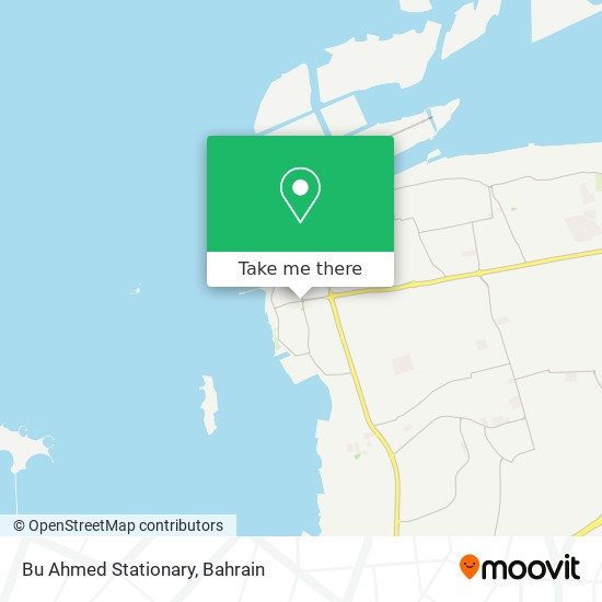 Bu Ahmed Stationary map