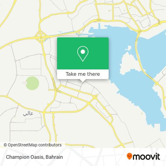 Champion Oasis map