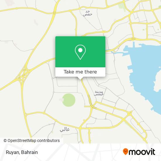 Ruyan map