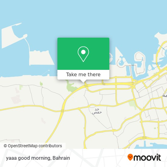 yaaa good morning map