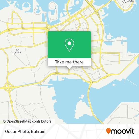 Oscar Photo map