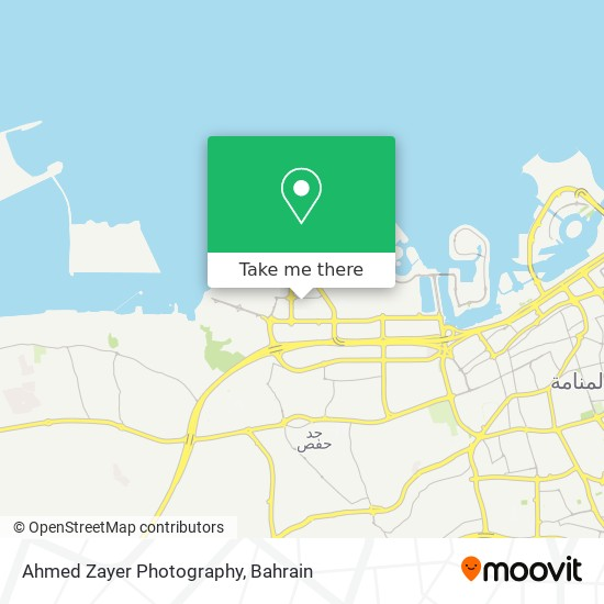 Ahmed Zayer Photography map