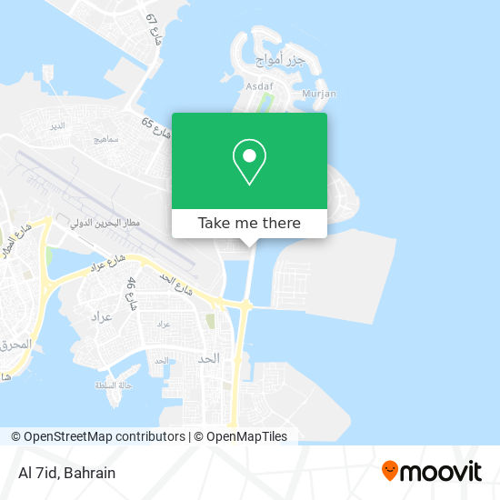 Al 7id map
